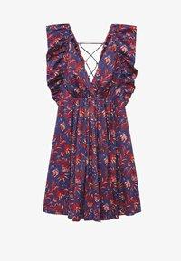 Mango - Day dress - blau - 3