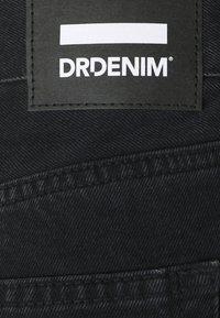 Dr.Denim Petite - NORA PETITE - Džíny Relaxed Fit - concrete black ripped - 7