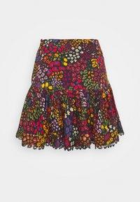 Farm Rio - WILD MIX MINI SKIRT - Mini skirt - multi - 1