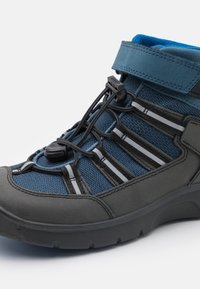 Keen - HIKEPORT SPORT MID WP UNISEX - Hiking shoes - majolica/sky diver - 5