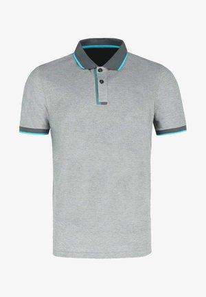 Poloshirt - grey mel