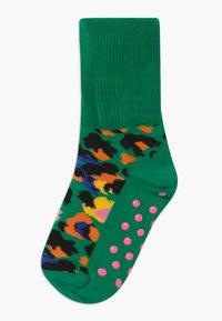 Happy Socks - LEO/HEART ANTI-SLIP 4 PACK UNISEX - Socks - multi-coloured - 4