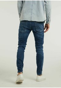 CHASIN' - Slim fit jeans - blue - 1