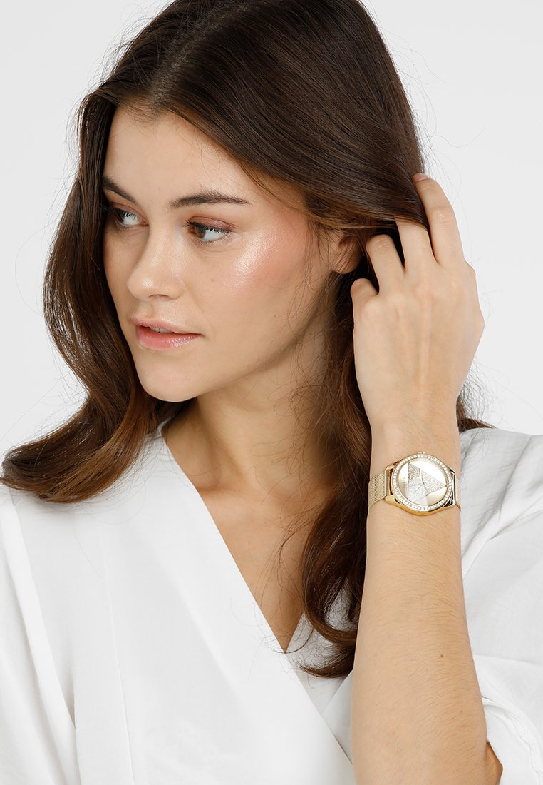 Guess - LADIES TREND - Klokke - gold-coloured
