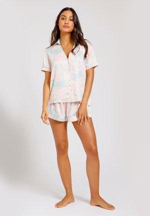 Pyjama set - pink blue