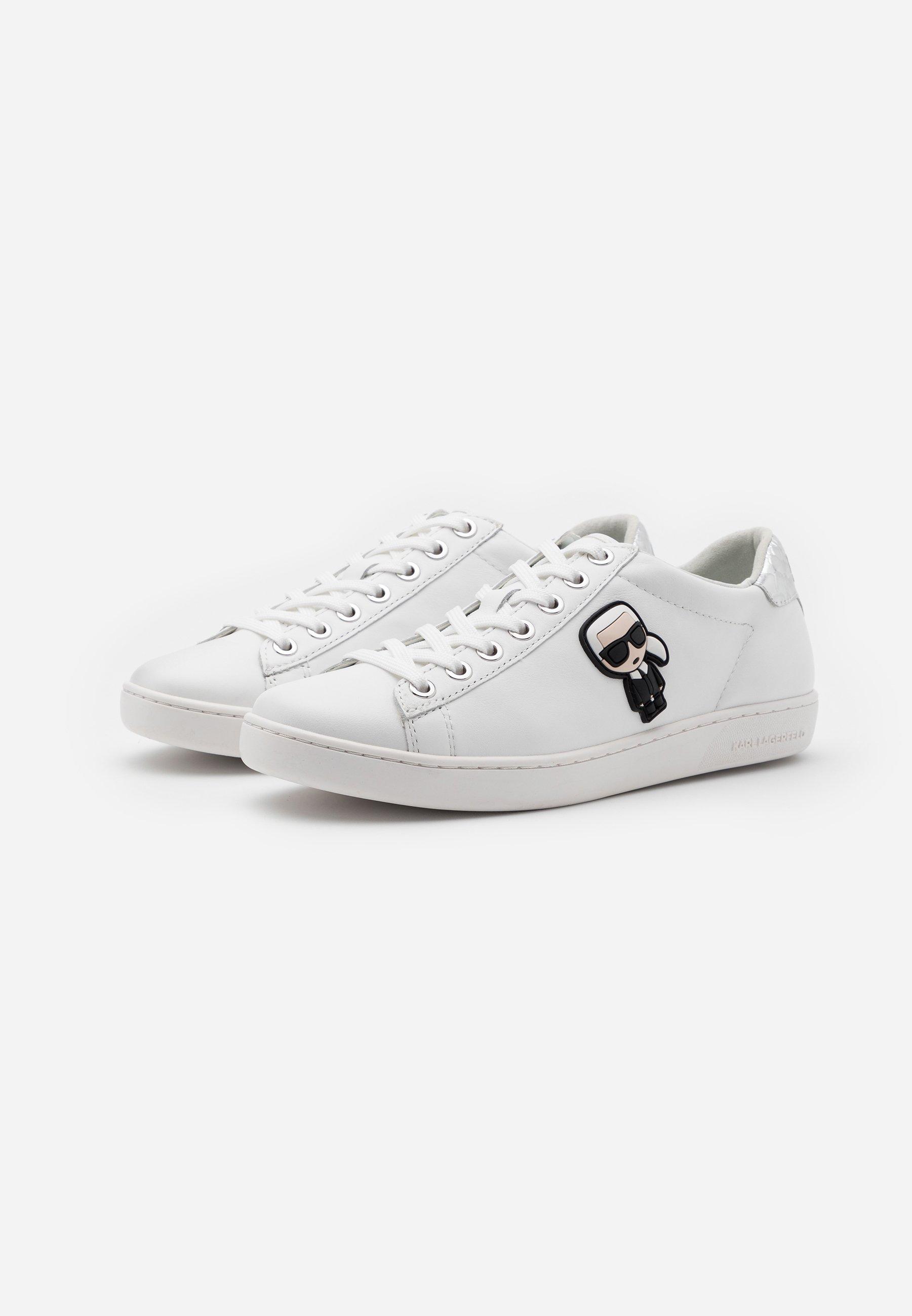 KUPSOLE IKONIC LACE Sneakers whitesilver