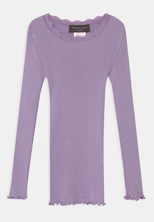 SILK - Longsleeve - orchid lavender