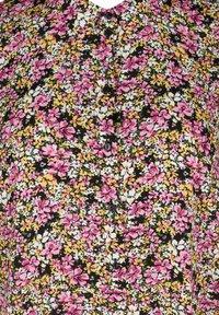 Zizzi - Button-down blouse - primula flower mix - 5