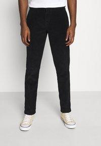 Dickies - FORT POLK - Trousers - black - 0