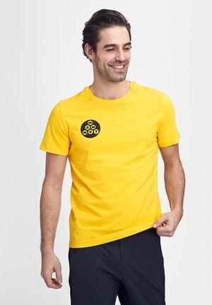 LOGO MEN - Print T-shirt - freesia