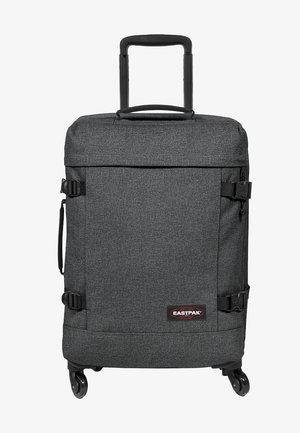TRANS4 S - Wheeled suitcase - black denim