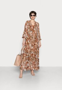 Cream - BABETTE MAXI DRESS - Maxi dress - light pink - 1