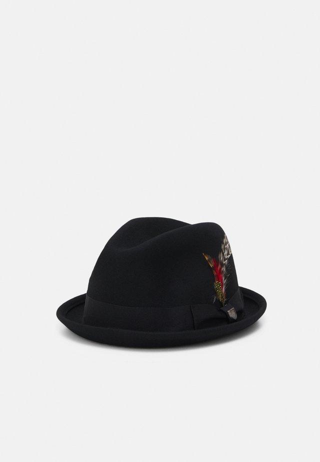 GAIN FEDORA - Hat - black