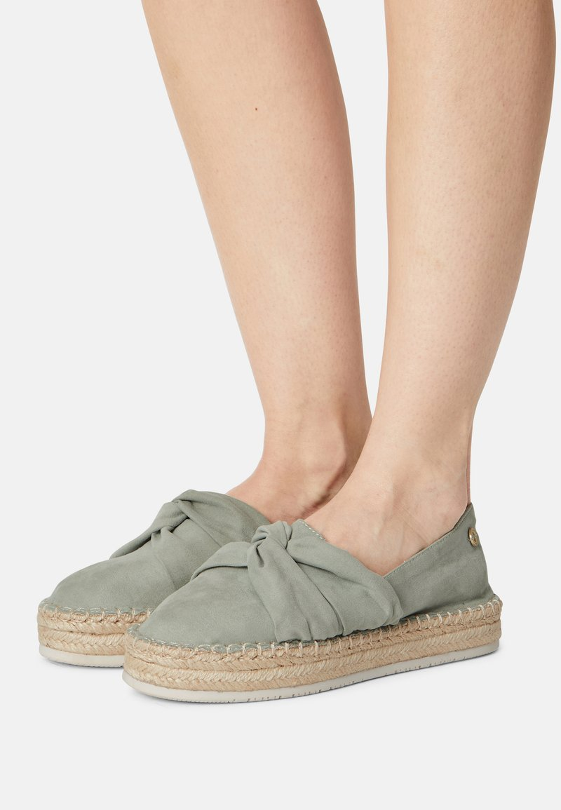 s.Oliver - Loafers - soft green
