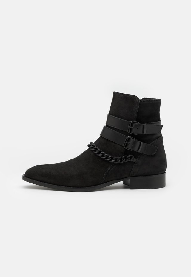 EOLOPHUS - Bottines - open black