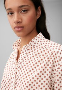 Marc O'Polo - VOILE - Button-down blouse - white, white - 4