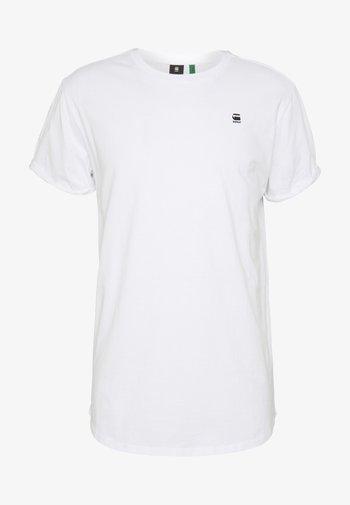 LASH - T-shirt basic - white