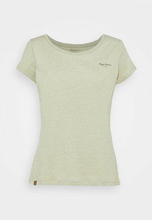 COCO - Jednoduché triko - palm green