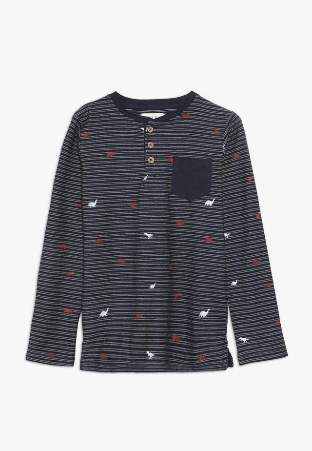 KID - Top sdlouhým rukávem - dark navy