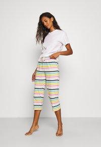 Marks & Spencer London - DEAL STRIPE - Pyjama bottoms - multi - 1