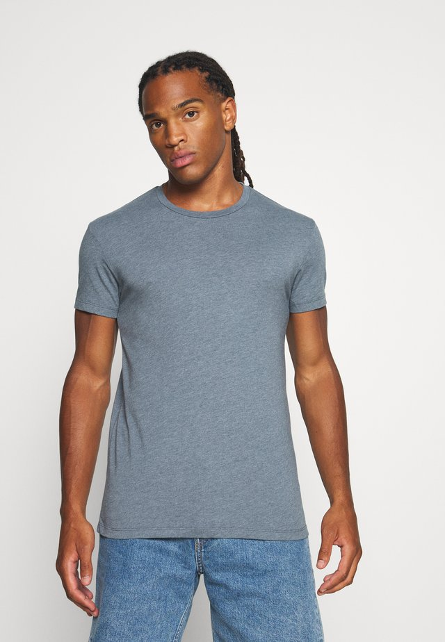 KRONOS  - T-shirt basique - mottled grey