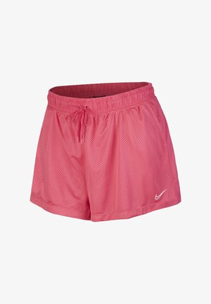 Sports shorts - watermelon/watermelon/white