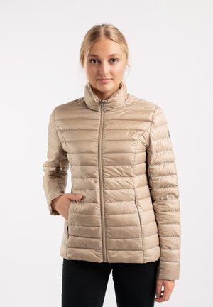 CHA - Down jacket - dune