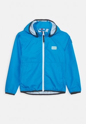 JORI 201 JACKET UNISEX - Waterproof jacket - light blue