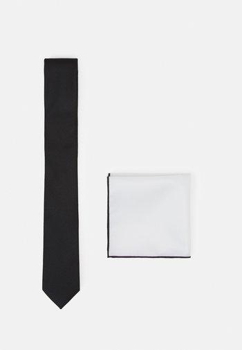 SET - Ficknäsduk - black