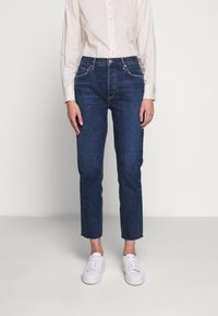 Agolde - REMY - Jeansy Straight Leg - blue denim - 0