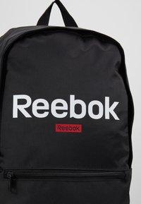 Reebok - SUPERCORE BACKPACK - Rucksack - black - 8
