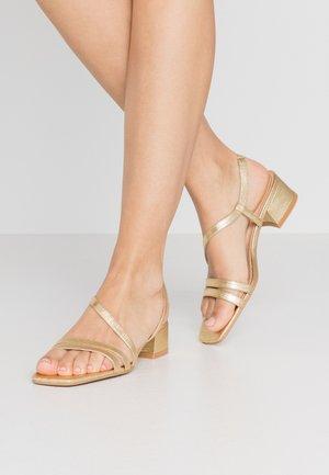 DALIDA - Sandals - or
