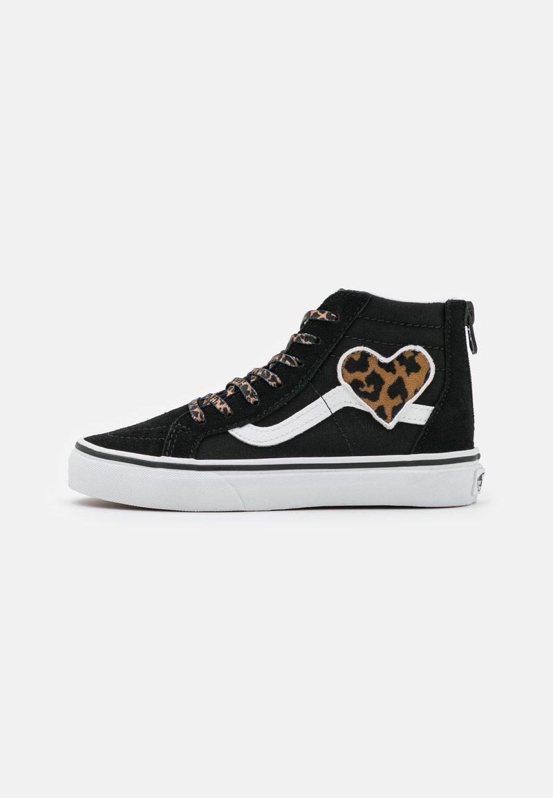 Vans - SK8 ZIP - Sneakers hoog - black