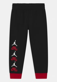 Jordan - JORDAN SET - Trainingspak - black - 2