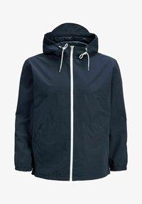 Jack & Jones - LÄSSIGE - Outdoor jacket - navy blazer - 0
