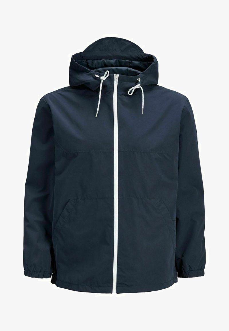 Jack & Jones - LÄSSIGE - Outdoor jacket - navy blazer