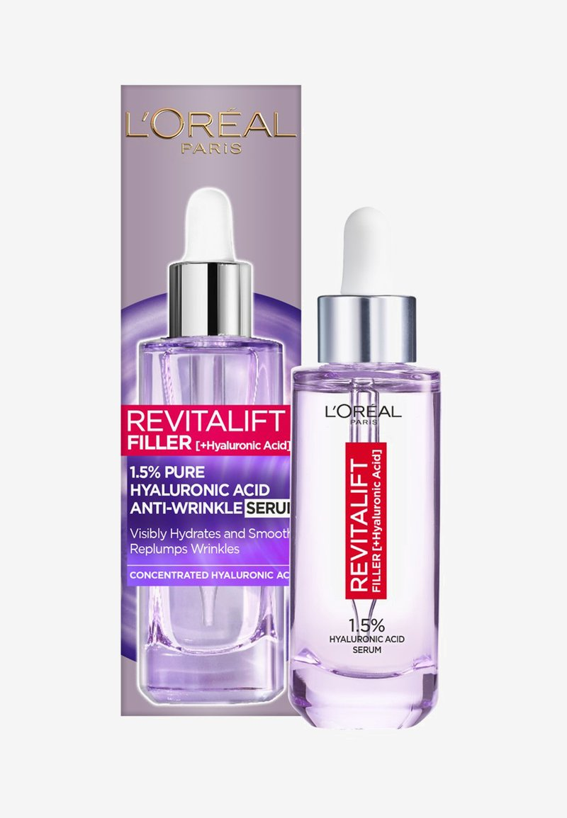 L'Oréal Paris - REVITALIFT FILLER ANTI-AGE SERUM - Serum - -