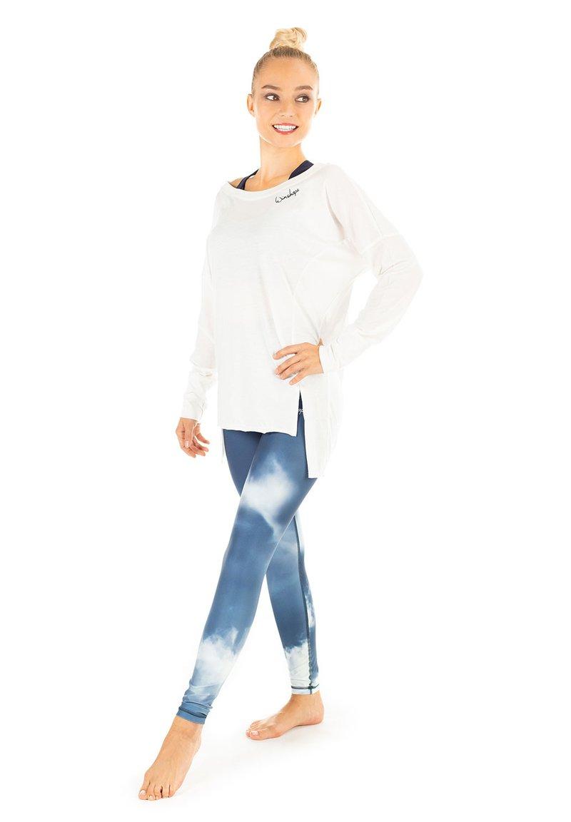 Winshape - MCS003 ULTRA LIGHT - Long sleeved top - vanilla