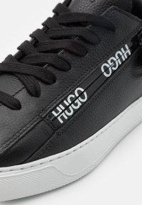 HUGO - DEVA LACE UP ZIP - Trainers - black - 6