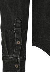Brandit - HERREN RILEY DENIMSHIRT - Shirt - black - 3
