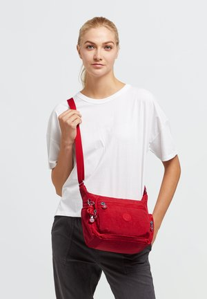 GABBIE S - Borsa a tracolla - red rouge