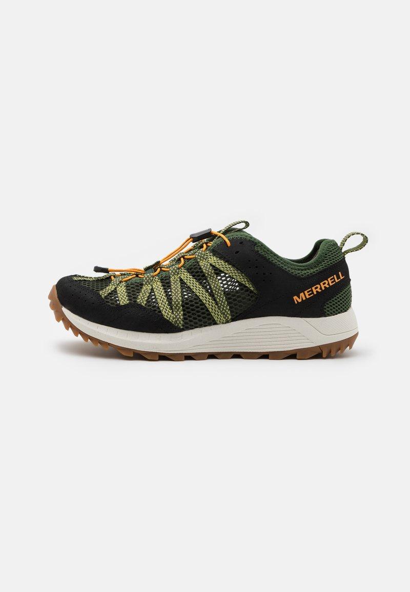 Merrell - WILDWOOD AEROSPORT - Sandales de randonnée - lichen