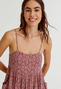 PULL&BEAR - Day dress - red - 3
