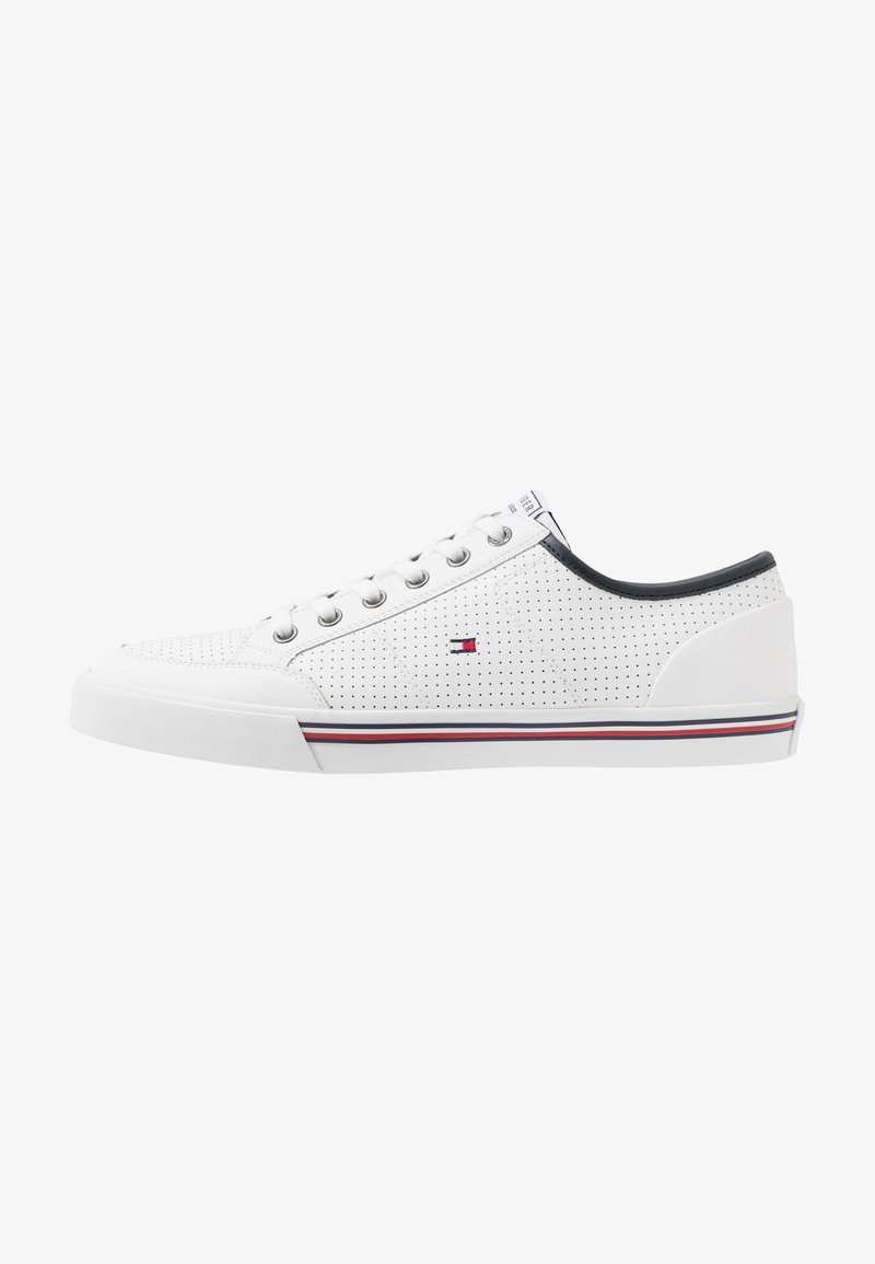 Tommy Hilfiger - CORE CORPORATE  - Sneaker low - white