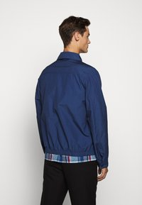 Barbour - ESSENTIAL CASUAL - Summer jacket - north sea blue - 2
