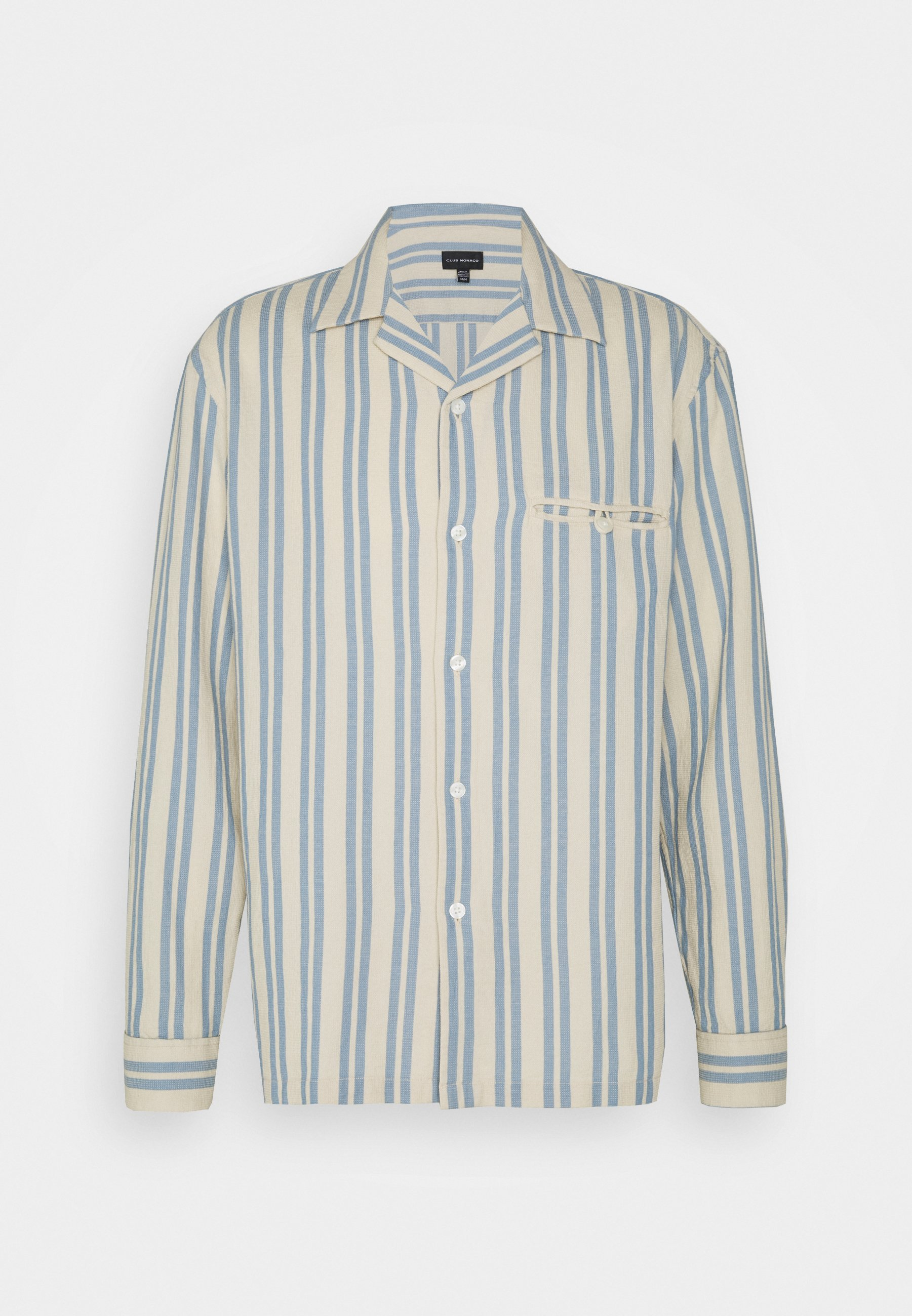 Men WAFFLE STRIPE - Shirt