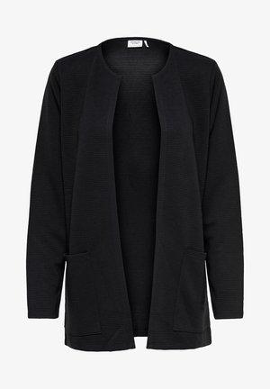 JDYSAGA NEW LONG CARDIGAN - Cardigan - black