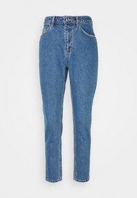 Vero Moda - VMJOANA MOM ANKLE - Relaxed fit jeans - medium blue denim - 3
