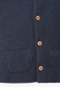 People Wear Organic - BABY - Kardigan - jeansblau mélange - 3