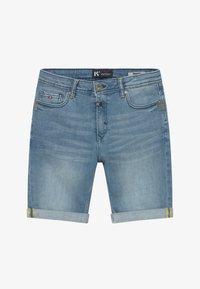 Kaporal - Jeans Short / cowboy shorts - azzuro - 3